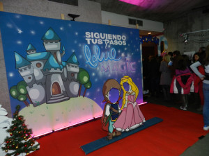 Photocall en evento musical en Madrid